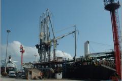 Raffineria di Livorno Darsena Petroli